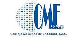 Consejo Mexicano de Endodoncia Logo